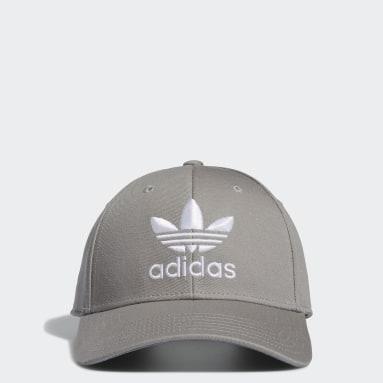 Men's Originals Beige Icon Pre-Curve Snapback Hat