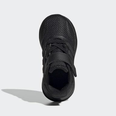 Barn Löpning Svart Run Falcon Shoes