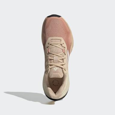 Women TERREX Pink Terrex Soulstride Trail Running Shoes