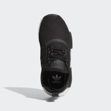 Infants Originals Black NMD_R1 Shoes