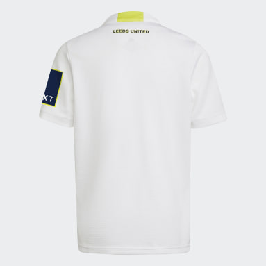 Leeds United FC 21/22 Home Jersey Bialy