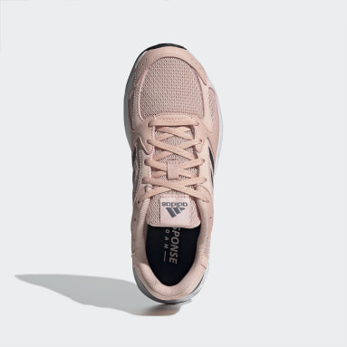 Ženy Běh růžová Boty Response Run