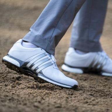 Men's Golf White Tour360 XT Shoes