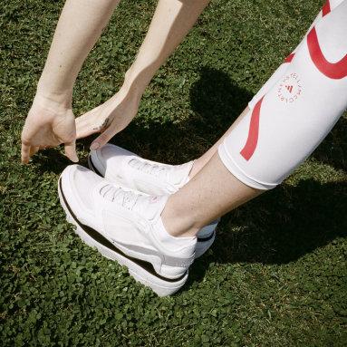 Scarpe adidas by Stella McCartney Earthlight Mesh Bianco Donna adidas by Stella McCartney