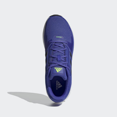 Men's Running Blue Run Falcon 2.0 Shoes