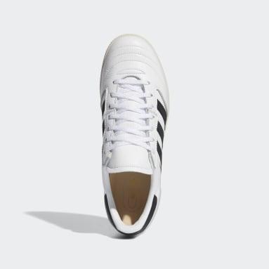 Tenis Busenitz Vintage Blanco Hombre Originals