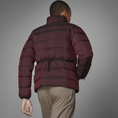 Women City Outdoor Burgundy Helionic Iridescent Relaxed Jacket
