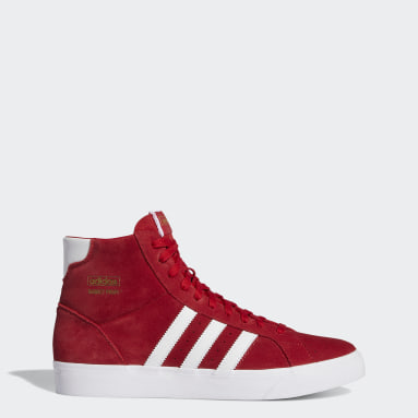 Mænd Originals Rød Basket Profi sko