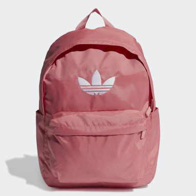 Youth 8-16 Years Originals Pink Adicolor Floating Trefoil Classic Backpack