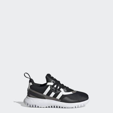 Chaussure Originals Flex Noir Garçons Originals