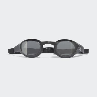 Swimming Silver Adizero XX Mirrored Competition Swim Goggles