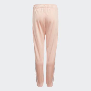 Děti Originals růžová Sportovní kalhoty Adicolor SST