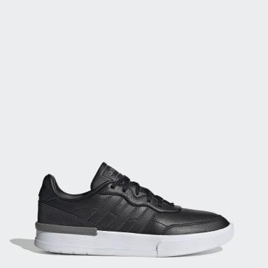 ผู้ชาย Sport Inspired สีดำ รองเท้า Clubcourt