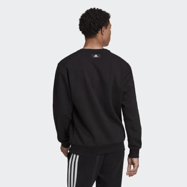 Men's Sportswear Black adidas Sportswear Future Icons Winterized Sweatshirt