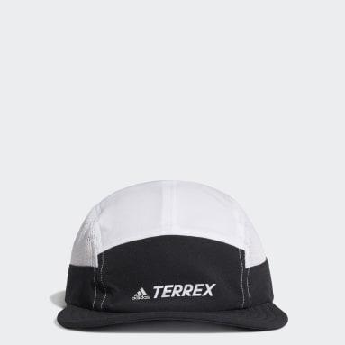 TERREX černá Kšiltovka Terrex Primegreen AEROREADY Five-Panel