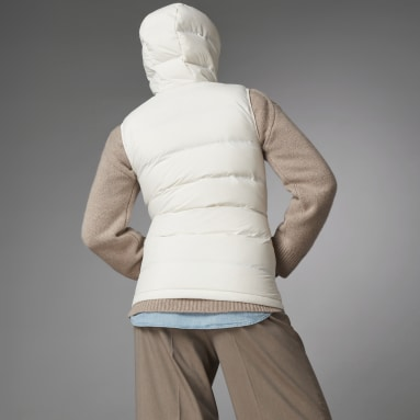 Colete Acolchoado Helionic Branco Mulher Outdoor Urbano