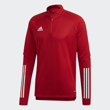 Men Gym & Training Red Condivo 20 Training Top