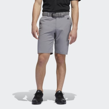 Men Golf Grey Recycled Content Golf Shorts