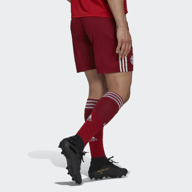 Voetbal Rood FC Bayern München 21/22 Thuisshort