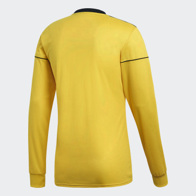 Maillot Squadra 17 Or Hommes Football