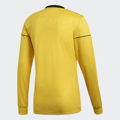 Men Football Gold Squadra 17 Jersey