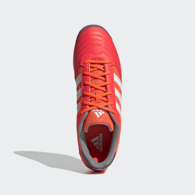 Men Futsal Orange Super Sala Boots