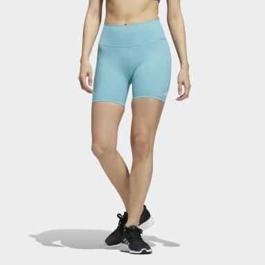 Women HIIT Green Believe This 2.0 Short Tights