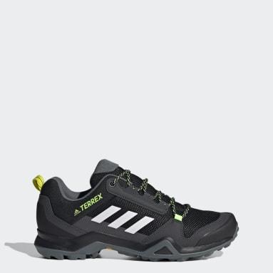 Erkek TERREX Siyah Terrex AX3 Yürüyüş Ayakkabısı