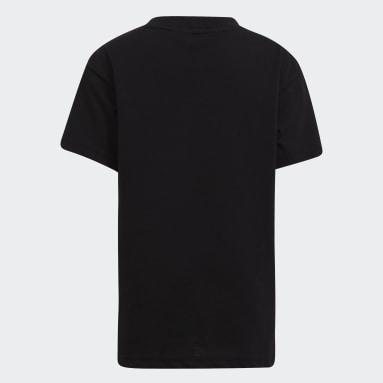 T-shirt adidas x Classic LEGO® noir Enfants Entraînement