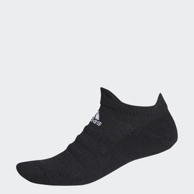 วิ่ง สีดำ ถุงเท้าโลว์คัท Alphaskin
