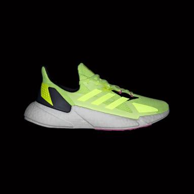 Heren Hardlopen Geel X9000L4 Schoenen