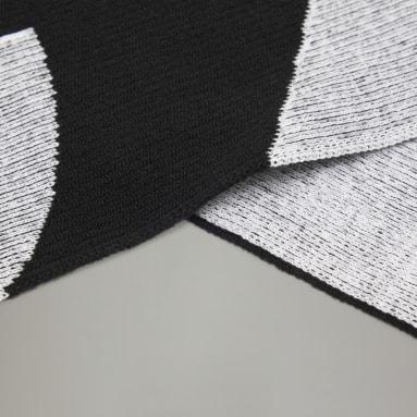 Y-3 Sort Y-3 Classic Logo halstørklæde