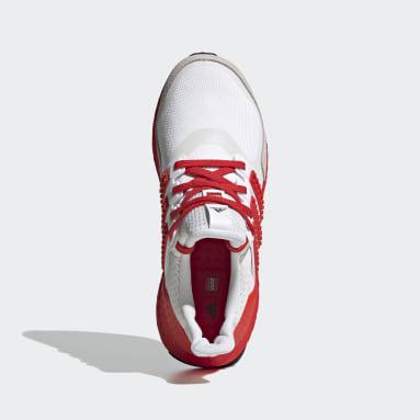 Barn Löpning Vit adidas Ultraboost DNA x LEGO® COLORS Running Shoes