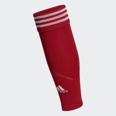 Football Red Team 18 Sleeves