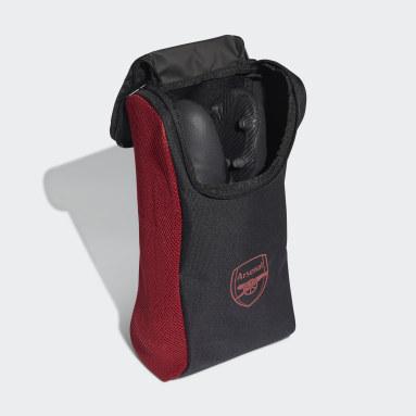 Football Black Arsenal Shoe Bag