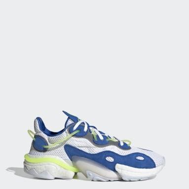 Chaussure Torsion X Bleu Originals