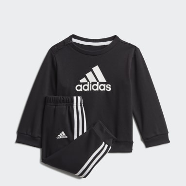 Infants Training Black Badge of Sport French Terry Jogger