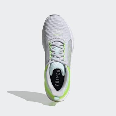 Tenis Response Super 2.0 Gris Mujer Running