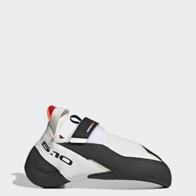 Five Ten White Five Ten Hiangle Pro Climbing Shoes