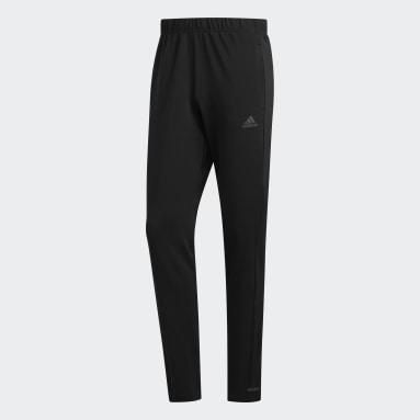 Men Running Black Own the Run Astro Pants