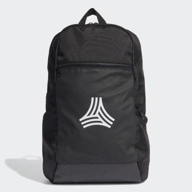 Football Black Football Street Backpack