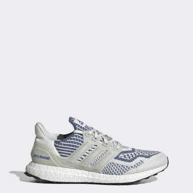 Running White Ultraboost 6.0 DNA Shoes