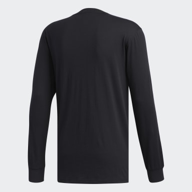 T-shirt3-Stripes noir Hommes Essentials