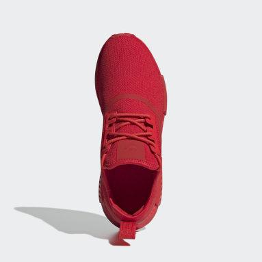 Chaussure NMD_R1 Primeblue Rouge Originals