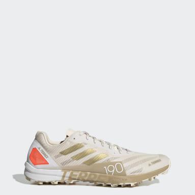 TERREX White Terrex Speed Pro Trail Running Shoes