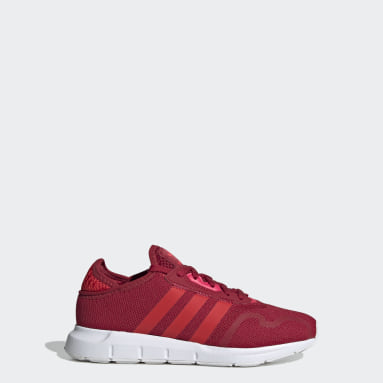 Youth Originals Red Swift Run X Shoes