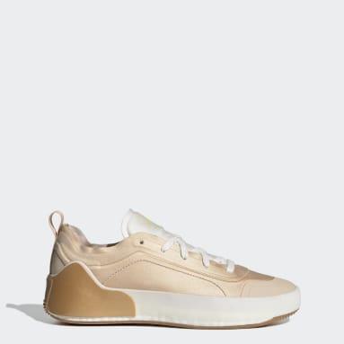 adidas by Stella McCartney Treino Sko Beige