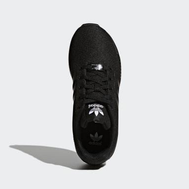 Zapatilla ZX Flux Negro Niño Originals