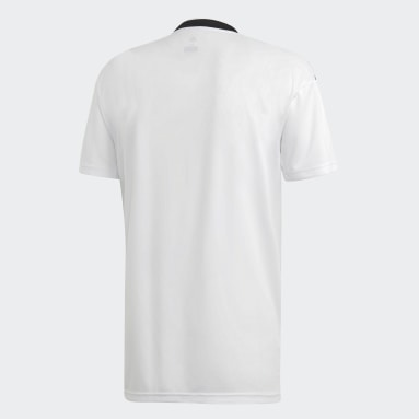 Camisola Principal do Beşiktaş JK Branco Homem Futebol