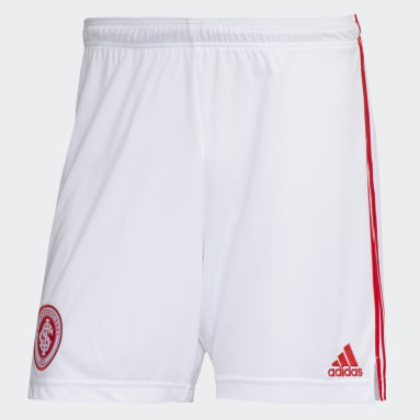 Shorts 1 Sport Club Internacional 20/21 Branco Homem Futebol